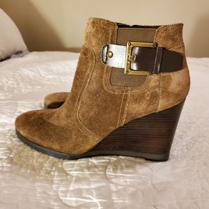 Franco Sarto Warrick Ankle Boots